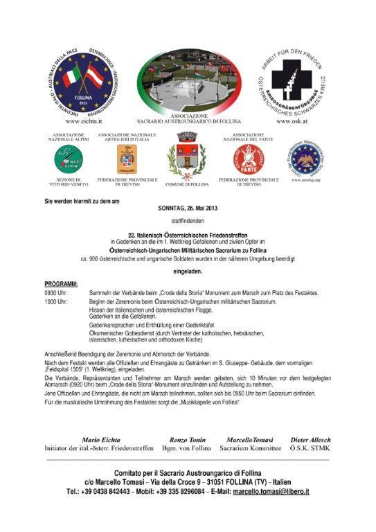 Invito 26 maggio 2013 tedesco